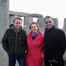 Stonehenge Concert with Judith Seelig, Kuljit Bhamra & Tom E Morrison