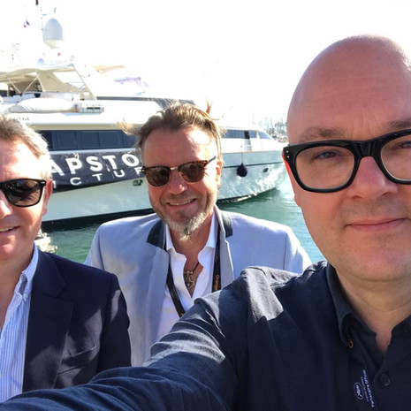 Cannes Filmfestival Boat party
