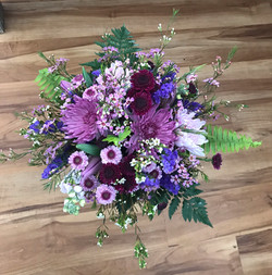 seasonal arrangement