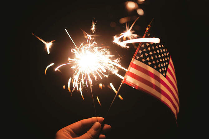 Celebrate This Fourth Of July With A Gesture!