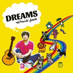 """DREAMS 12"""" Vinyl LP"""