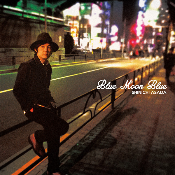 "Blue Moon Blue 12""Vinyl LP"