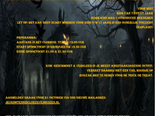 TCZ HALLOWEEN'S FRIGHT NIGHT