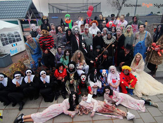 Halloween Fright Night griezelig groot succes