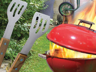 Treating burns and scalds - Top tips for sunshine and BBQ lovers!