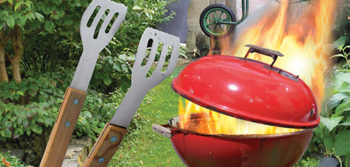 Treating burns from a bbq - fleximed first aid training uk