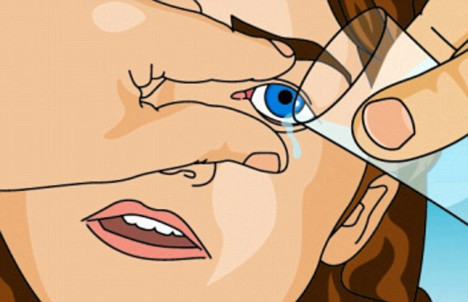 How to flush your eye - Fleximed first aid training