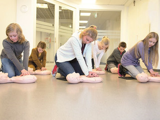 FREE First Aid for Year 6 classes