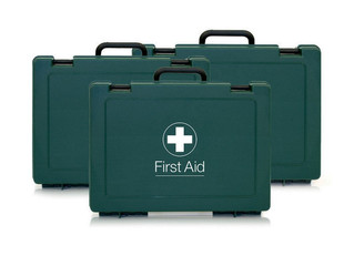 Current legislation for workplace First Aid Kits