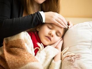 Tummy bug symptoms - Mum i feel sick....