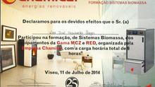 Formação Tecnica MCZ  - 2014