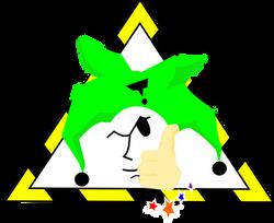 toxic kandi jester finished
