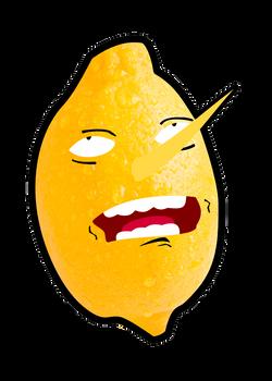 lemon grab realistic