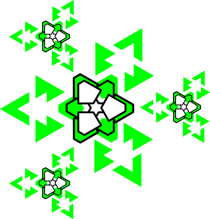 FRACTAL TRIANGLE REEDIT