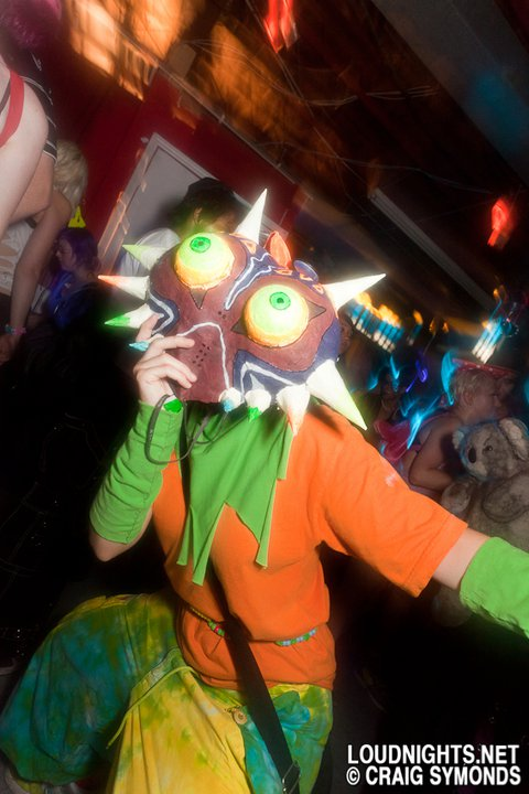 nintendo all stars skull kid