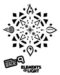 Total Request Rave 9 TRR9 Element shirt copy