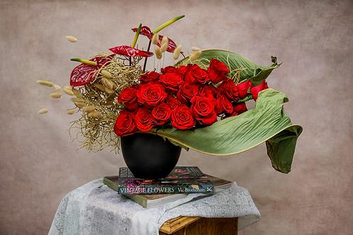 Rosas y Anturios Top