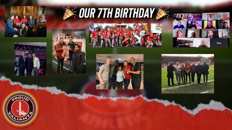 It's Our Birthday: Proud Valiants Turn 7 Years Old!