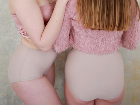 7 důvodů, proč nosit menstruační kalhotky SAYU