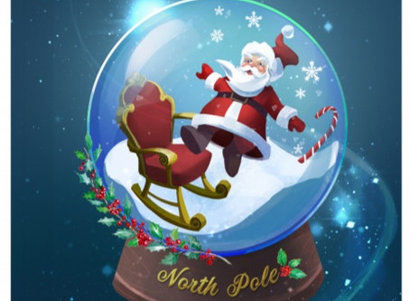 Keeping the Holiday Magic Alive with the Snow Globe Santa Project