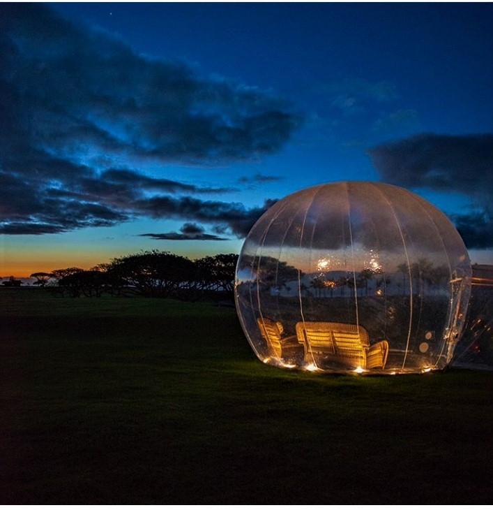 Bubble Huts LLC - Bubble Tent Manufactur