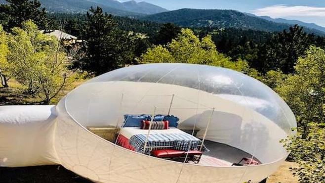 Double Bubble Lodge