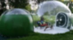 Bubble Huts & Bubble Cabins Double Bubbl