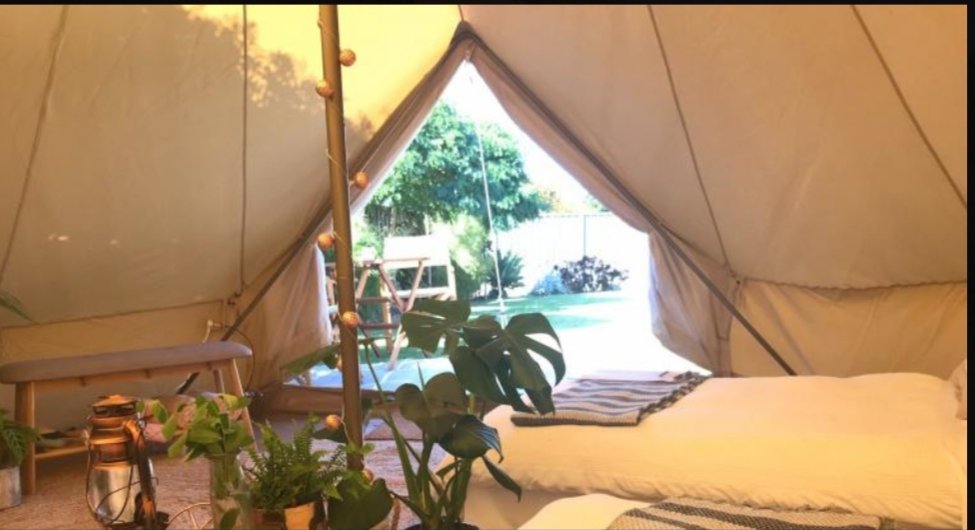 Regatta Glamping Tent