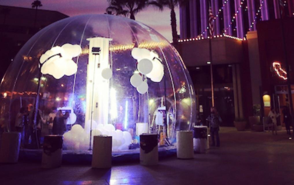 Custom Inflatable Giant Dome