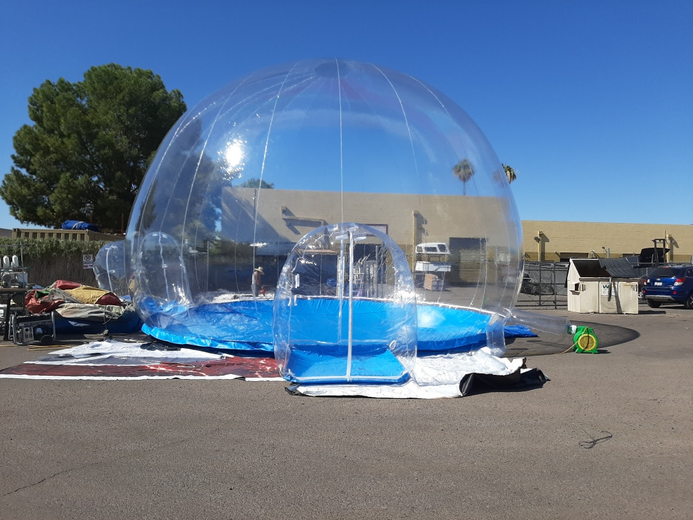Giant Inflatable 25'ft. Dome