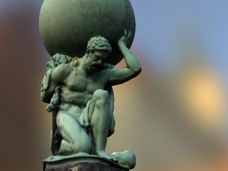 """Heine's """"Atlas"""" Set by Franz Schubert"""