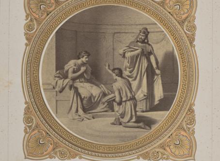 """Friedrich Schiller's """"Der Ring des Polykrates"""""""