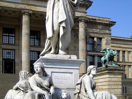 On the Birthday of Friedrich Schiller, the Great German Poet of Freedom