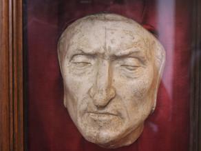 Dante's Sestina Stone Rhyme: Al Poco Giorno e al gran cerchio d'ombra