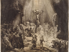 Leaping from Despair into Hope: The Lesson of Rembrandt's Resurrection for Today's Troubled World
