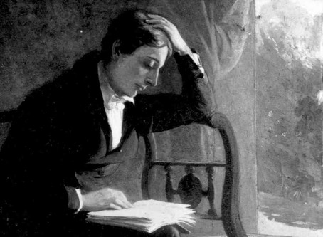 A Recitation of John Keats' Poetry; a Lecture on the Origin of Language and Music