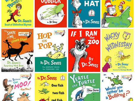 Let Loose the Seuss! - A Poem by Dr. Weinsteinium