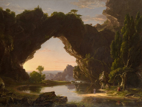 """Lerchengesang"" (Lark Song) Set by Brahms"