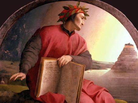 Dante's Canzone On Grace and Virtue: Poschia ch'amor del tutto m'ha lasciato