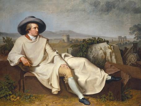 """Goethe's """"Nur Wer die Sehnsucht Kent"""""""