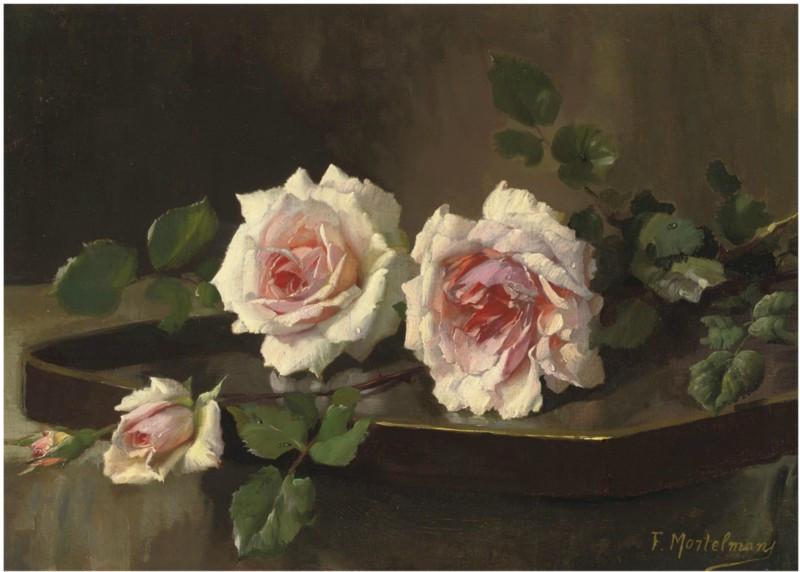 Roses - Frans Mortelmans