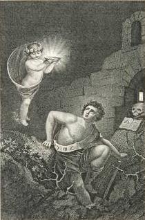 The Treasure Seeker (1797) by Johannes Goethe