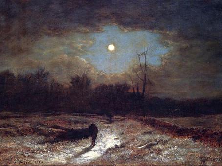Wanderer's Night Song II - Johann Wolfgang Goethe