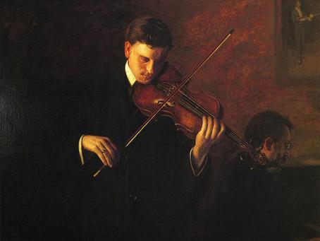 The Violin Soldier