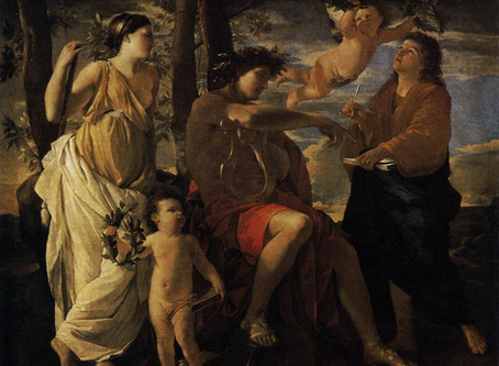 Poetry and the Muses Part IV
