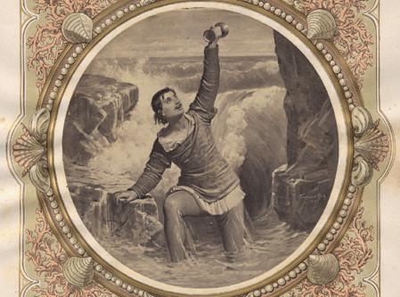 The Diver (1797) by Friedrich Schiller