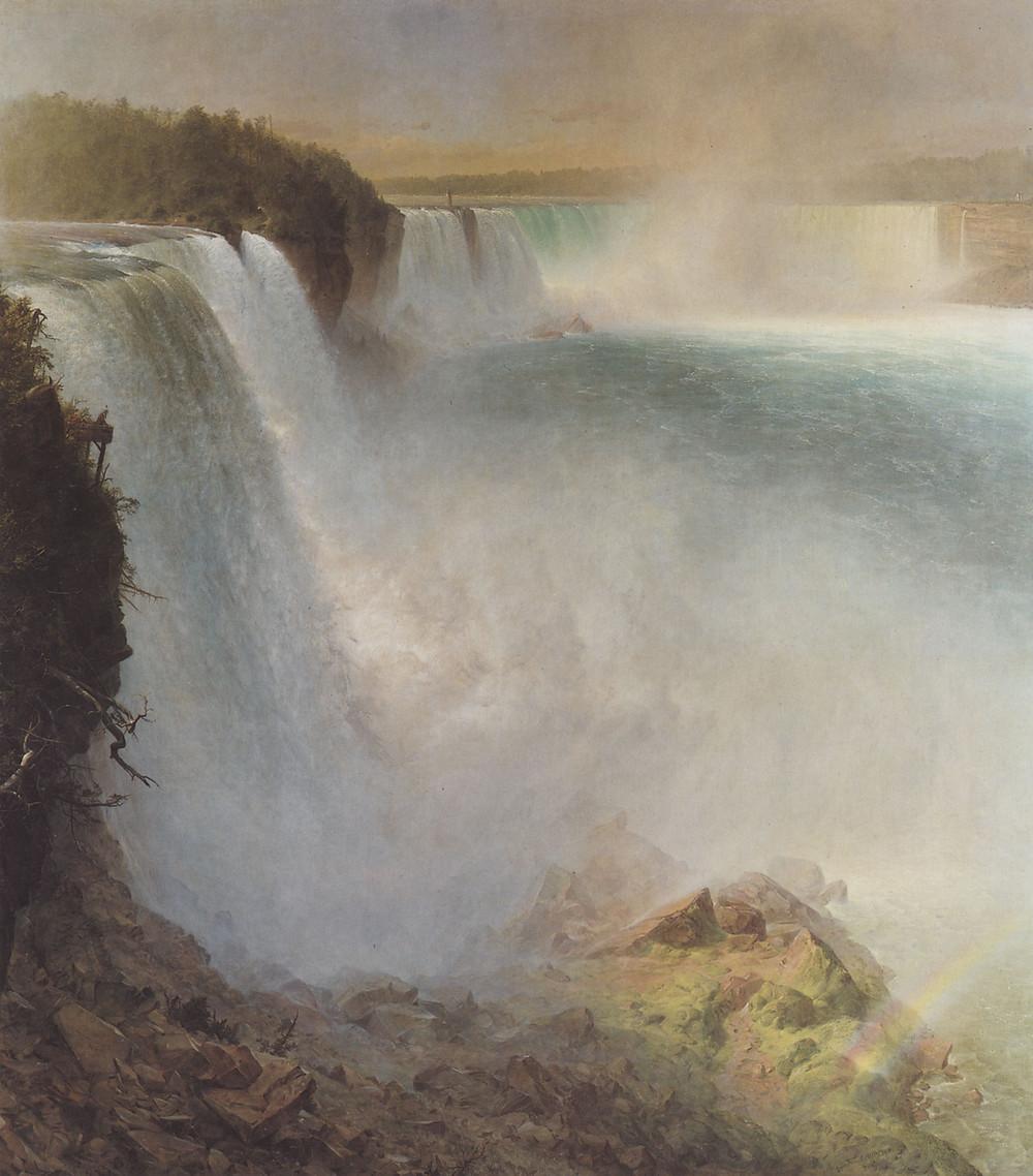 Niagra Falls - Edwin Church