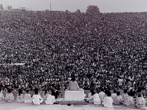 The Devil at Woodstock