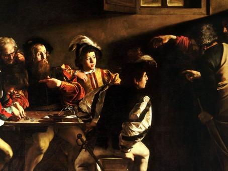 Caravaggio: Absolution