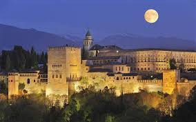The Alhambra Palace - Granada, Spain